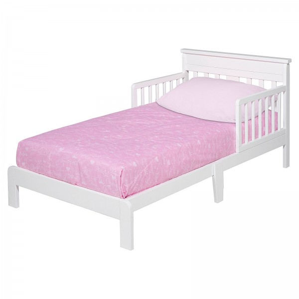 Cama de transicion scottsdale delta children 39 s products for Cama blanca