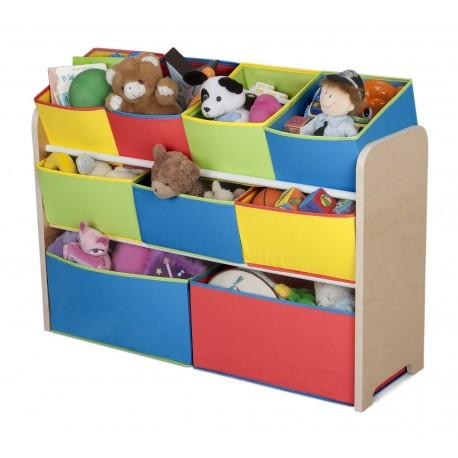 Organizador de juguetes multicolor Delta Childrens