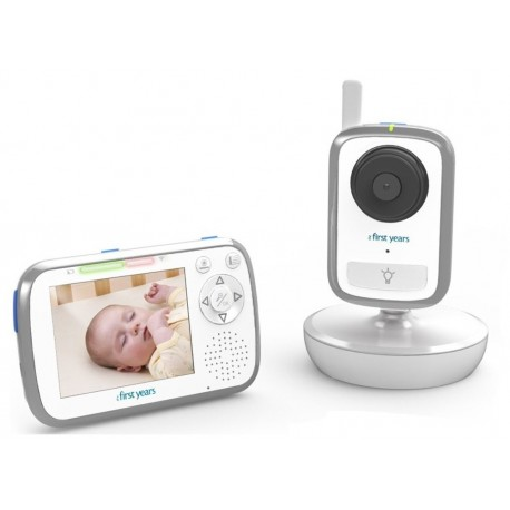 Monitor Home & away The First Years con Skype para conexion