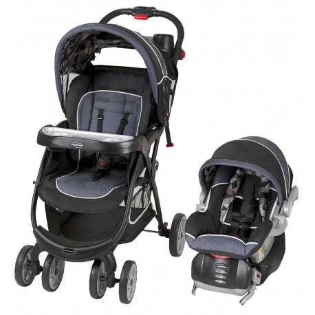 Coche Travel System Baby Trend Supernova Spin