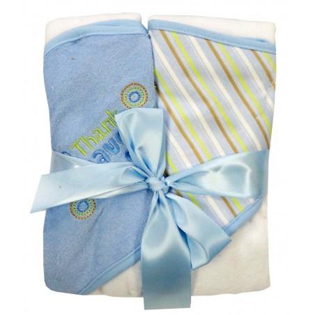 Pack 2 toallas para niño con capucha Neat Solutions