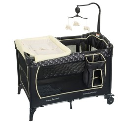 Cuna Corral Baby trend cyber