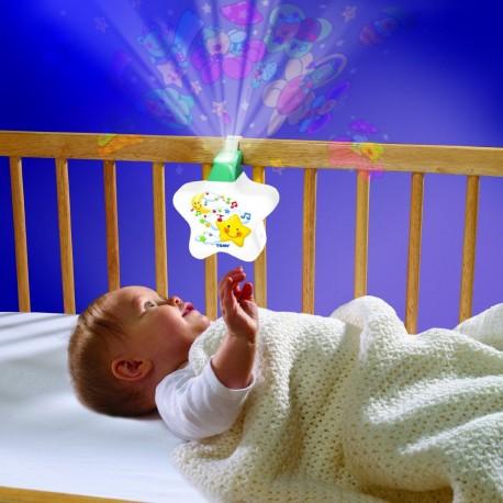 Proyector espanta cuco Estrella de Luz The first years