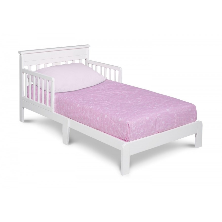 Cama de transicion scottsdale delta children 39 s products for Cama transicion
