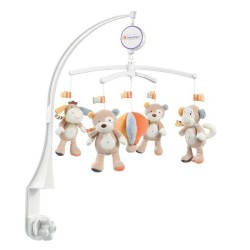 Movil Musical Baby Fehn Monitos