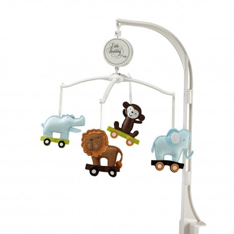 Movil musical Nojo Critter pals