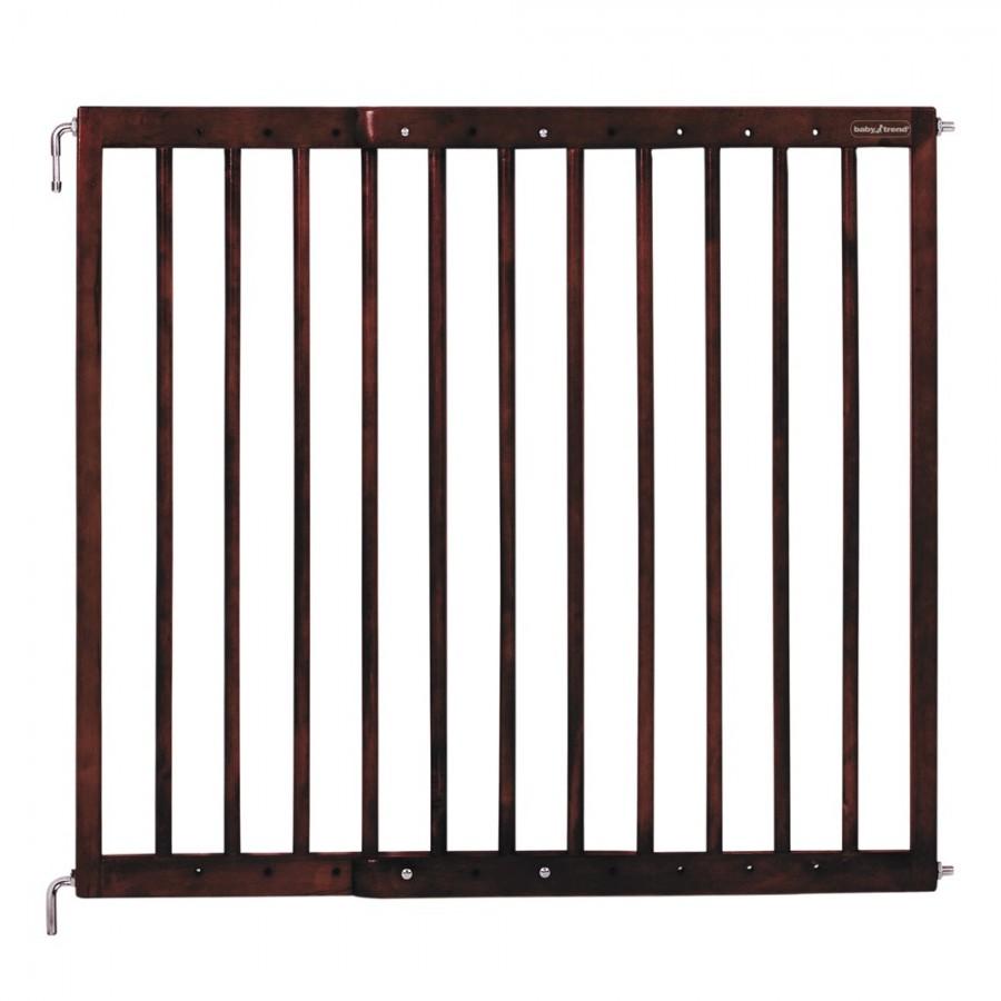 Reja de seguridad para escaleras baby trend - Rejas de madera ...
