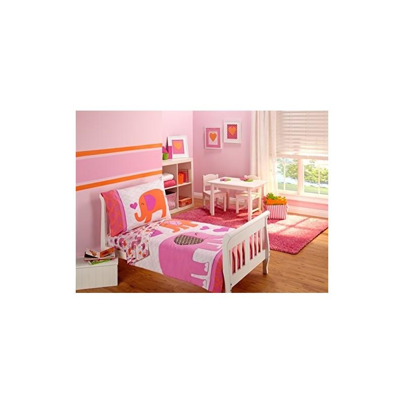 Set de cama transici n 4 piezas carters for Cama transicion