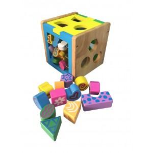 Caja inteligencia Didactica con digitos y figuras