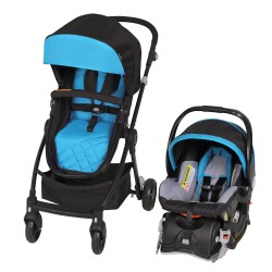 Travel system 3 en 1 City Clicker azul
