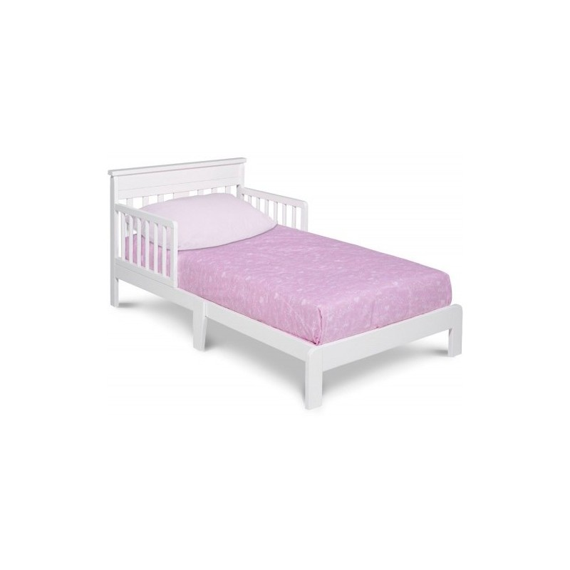 Cama de transicion scottsdale delta children 39 s products for Cuales son las medidas de las camas