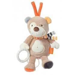Mini Monkey donkey Musical baby Fehn