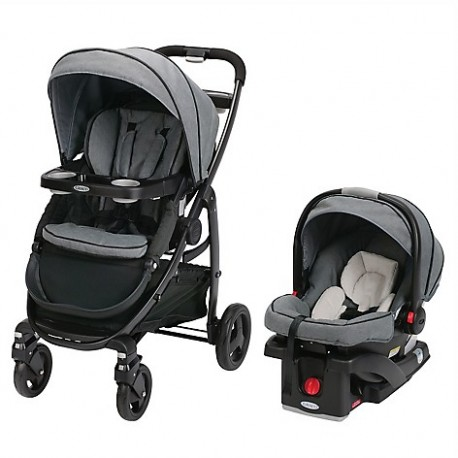 Travel System coche Graco Modesck