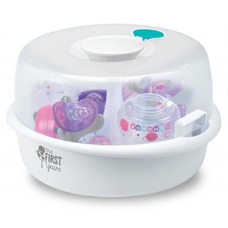 Esterilizador de mamaderas para microondas The first years