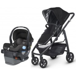 Travel System UPPAbaby Cruz Jack Black 2019