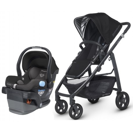 Travel System UPPAbaby Cruz Jack Black 2018