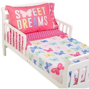 Set para cama de transición Carter's Mariposas
