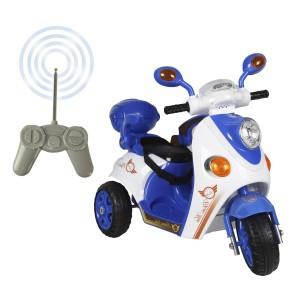 Moto Contro Remoto D1288 azul