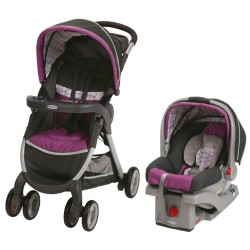 Travel system graco 4904 Fast Action Nyssa