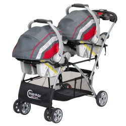 Coche doble snap'n Go baby trend