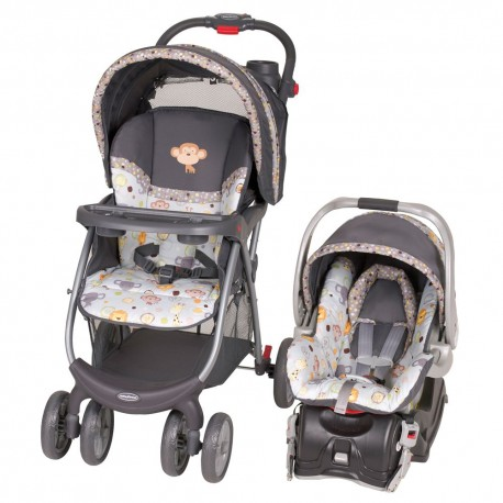 Coche Travel System Bobble heads Baby trend