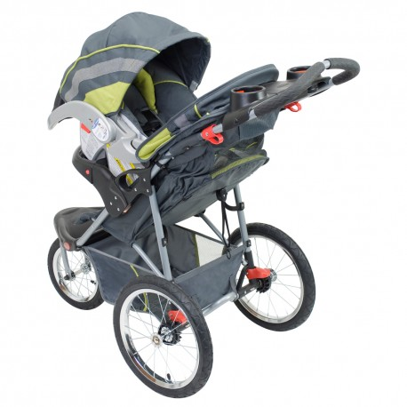 Travel System Jogger Expedition Carbon Baby trend