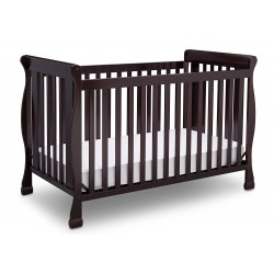Cuna 4 en 1 reversible Chocolate delta CHildren