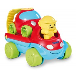Grua Carga y repara - toomies juguetes de desarrollo
