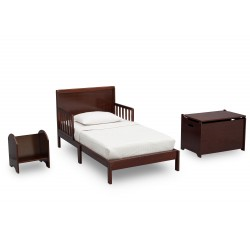 Kit cama baul y mini librero