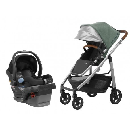 Travel System UPPAbaby Cruz Emmet 2018