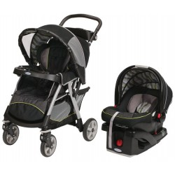 Coche Travel system graco Omni Lite
