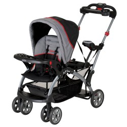 Coche Doble Sit N Stand millenium ultra de Baby Trend