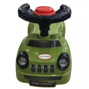 Correpasillos Auto verde