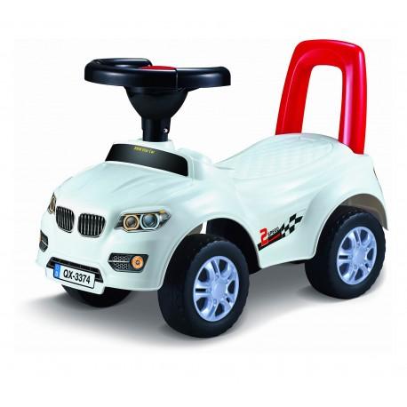Correpasillos Auto Blanco QX3374