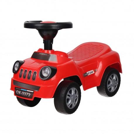 Correpasillos Auto QX3372 Rojo