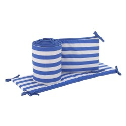Protector lateral cuna 4 lados Blue
