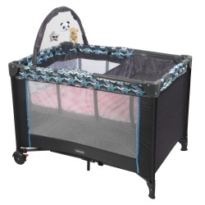 Cuna Corral Bebesit 6034 Azul