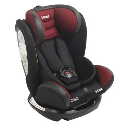 Silla de auto Convertible Advanced Bebesit Roja