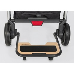 Patineta Trasera UPPAbaby, Piggy back para coches cruz