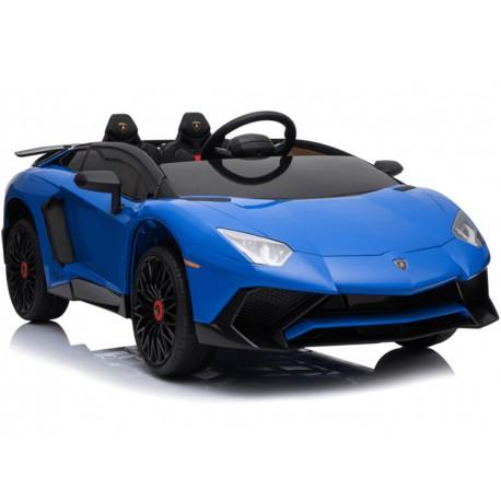 Lamborghini Aventador SV Azul Bebesit