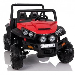 Jeep Polaris ROJO todo Terreno Bebesit