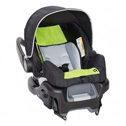 Silla de auto baby trend Optic Green