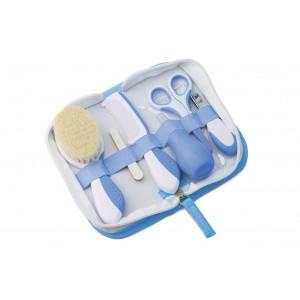 Set de Cuidados 6 piezas Nuvita 1136 azul
