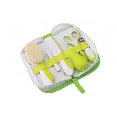 Set de Cuidados 6 piezas Nuvita 1136 Verde