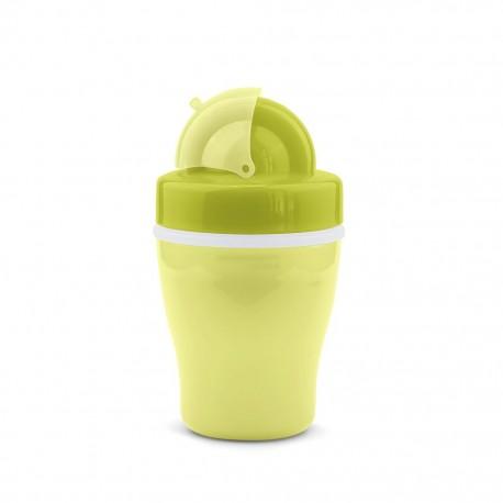 Vaso antiderrame Nuvita con bombilla Verde