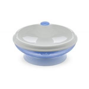 Plato térmico para microondas Nuvita Azul