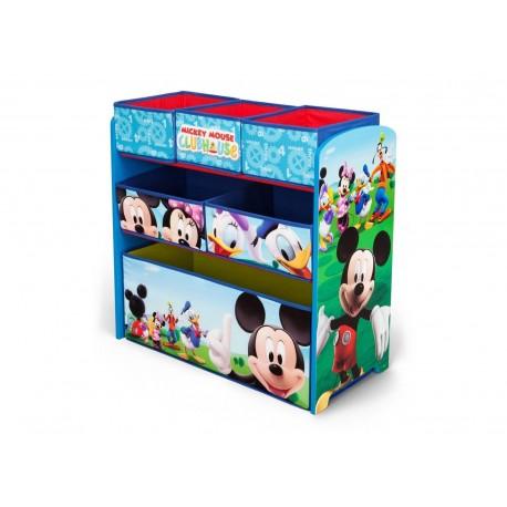 Multi Organizador 6 cajas Mickey
