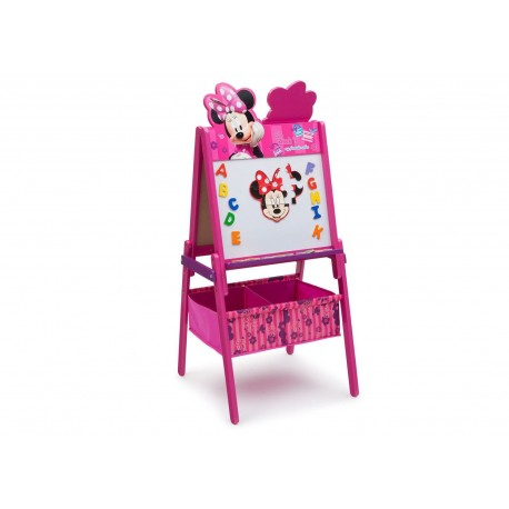 Pizarra 2 lados Minnie Mouse Delta Children