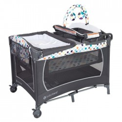 Cuna Corral Pack & play Ions de Baby Trend