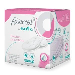 Protector maternal lactancia evenflo